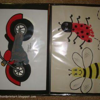Organizing/Storing your Child's Precious Artwork