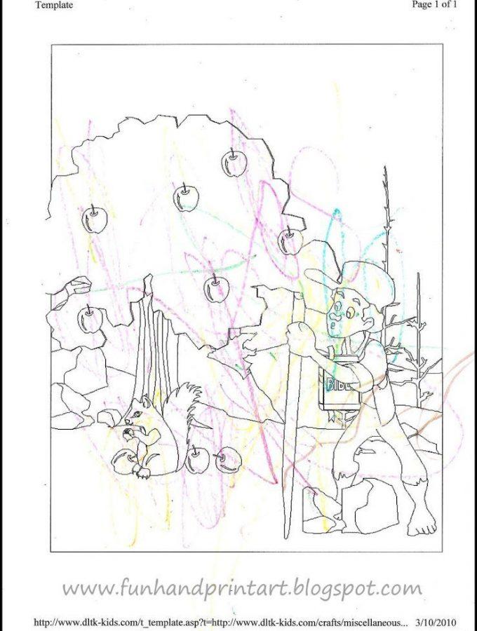 Lujo Dltk Kids.com Fotos - Páginas Para Colorear Imprimibles ...