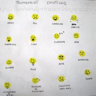 Thumbprint Emotions