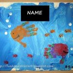 toddler-canvas-painting-using-handprints