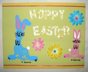 Footprint-Bunny-Easter-Canvas-Keepsake