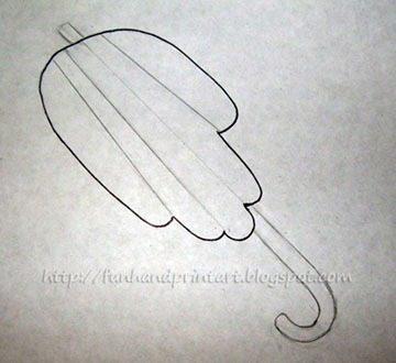 handprint-umbrella-art