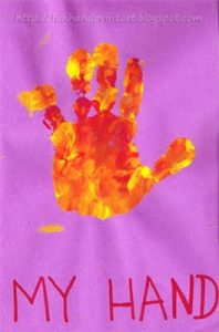 8 Last Minute Handprint Footprint Fathers Day Crafts Fun