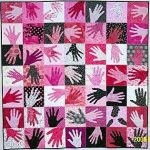 Handprint Quilts Make Wonderful Keepsakes and Gift Ideas