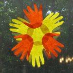 Handprint Sun Craft Ideas {Round Up}