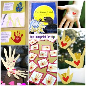 Back to School with The Kissing Hand Crafts and Activities
