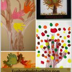 Fall Hand & Foot Crafts