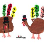 Pilgrim Handprint Turkey