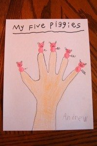 Fingerprint Piggies