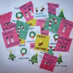 Our Thumbprint Christmas Cards