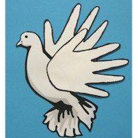 Martin Luther King Jr Day Crafts Pinterest Board Fun Handprint Art