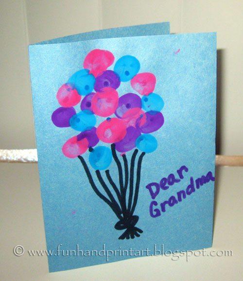 Grandparent Craft Ideas For Preschool