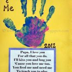 Daddy-amp-Me-Handprint-Craft-Keepsake