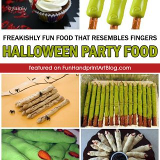 Freakishly Fun Foods That Resemble Fingers for Halloween Parties