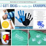 12 Handprint Crafts to Make Grandpa for Grandparent's Day