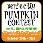 Paper Plate Pumpkin Handprint Craft & Poem for kids