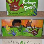Setting the Turkeys Free Book & Craft