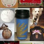 Handprint & Footprint Christmas Keepsakes