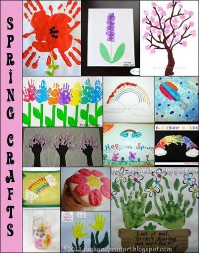 Spring Animal Crafts images