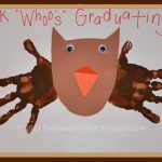 Look Whoo's Graduating! Handprint Craft