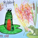 Footprint Frog + other hand-y animal crafts