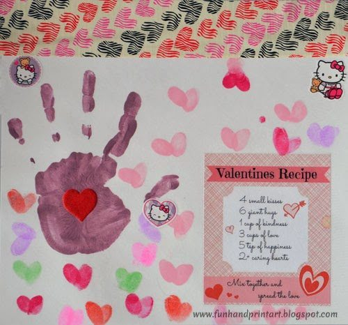 Valentine's Day Placemat Tutorial - Duck Tape Craft