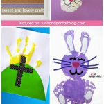 Huge List of Easter Handprint and Footprint Craft Ideas