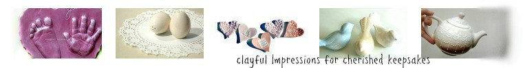 Clayful Impressions on Etsy