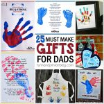 25 Must Make Handprint Crafts for Father's Day!