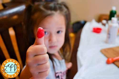 Thumbprint Cherry