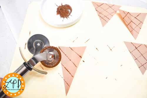 Ice Cream Cone Craft for Kids