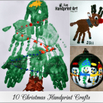 Top 10 Christmas Handprint Crafts