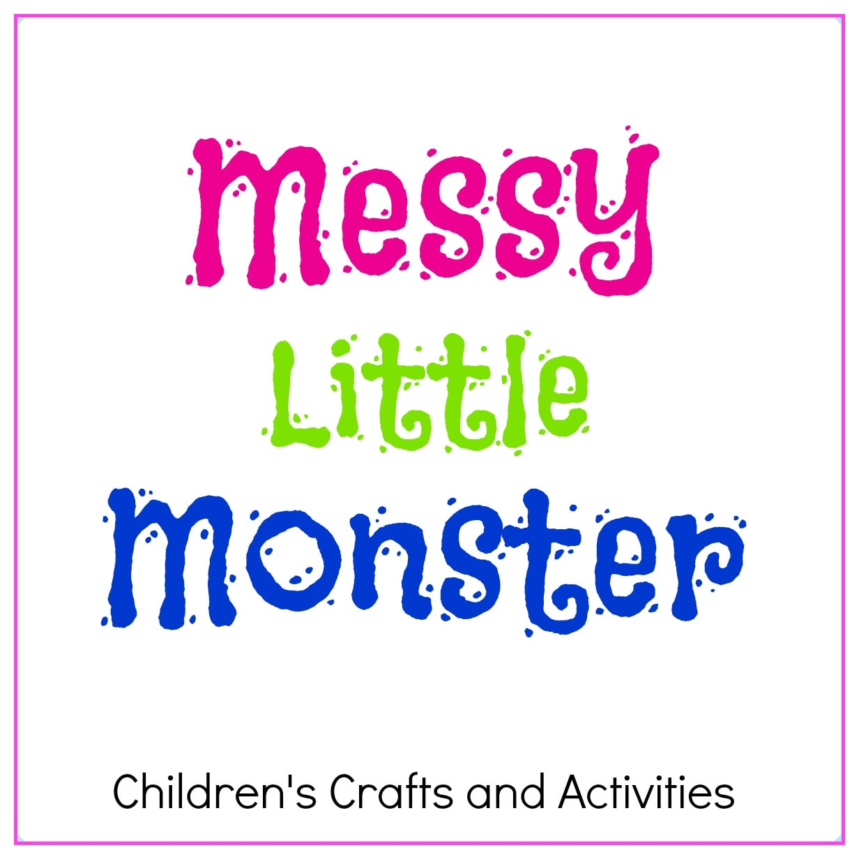 Louise from Messy Little Monster