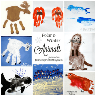 Animal Craft Ideas Archives Page 6 Of 15 Fun Handprint Art