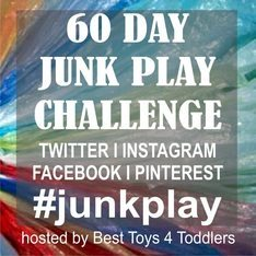 Junk Play Crafts and Activities
