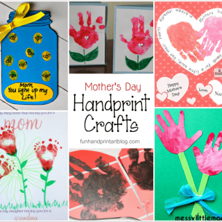 Handmade Mother's Day Cards Galore!