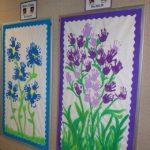 Handprint Bulletin Board Idea