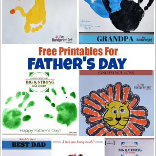 Awesome Free Printables for Father's Day