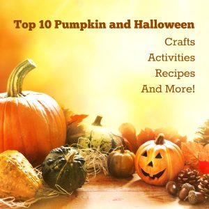 Pumpkin- & Halloween Ideas from Kid Bloggers