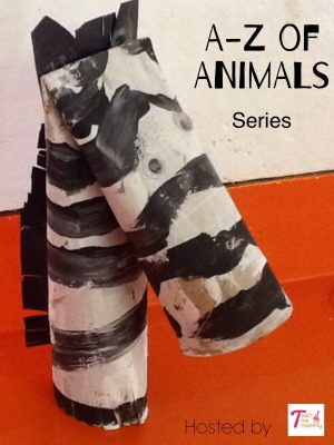 Animal Crafts from A to Z