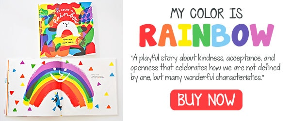 My Color is Rainbow by Agnes Hsu