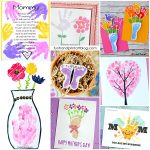 Darling HANDmade Gifts from Kids for Mother's Day