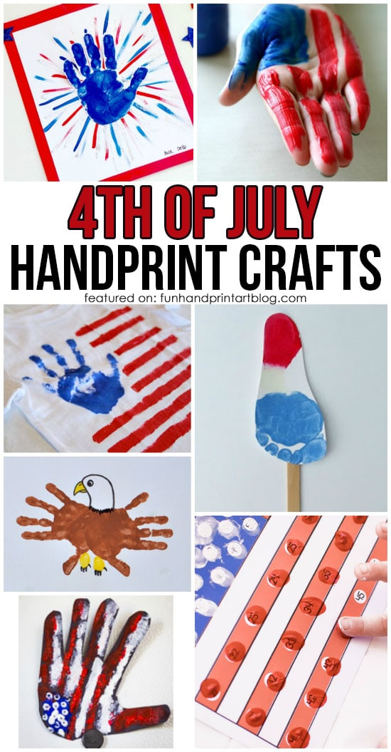 Fun 4th of July Crafts for Kids to Make