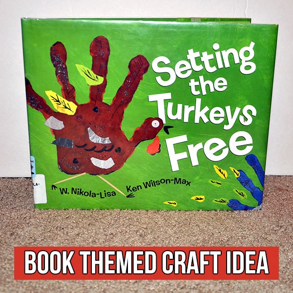 Setting the Turkeys Free - Thanksgiving Book for Kids
