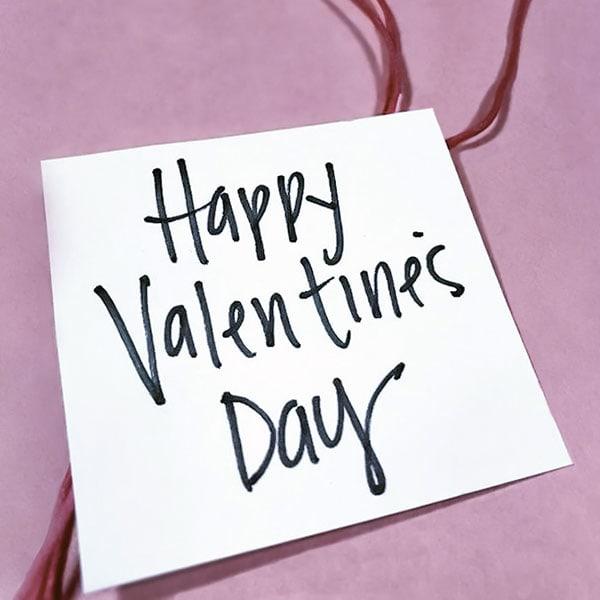 Surprise Valentine's DayCard for Kids to Make