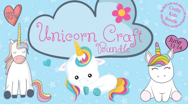 Cute Unicorn Craft Bundle