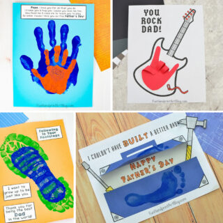 Father's Day Cards with printable sayings