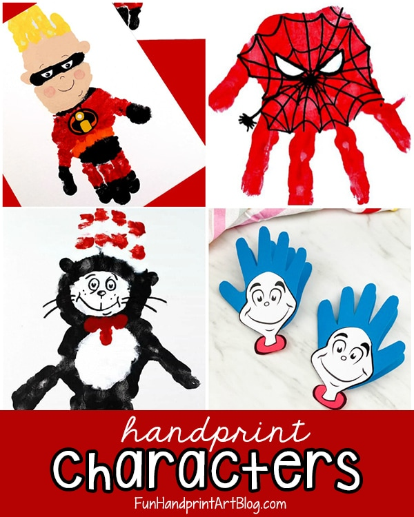 Character & Superhero Crafts for Kids