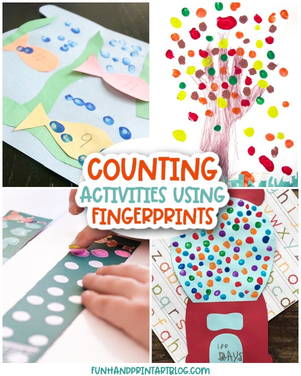 Counting Activities Using Fingerprints